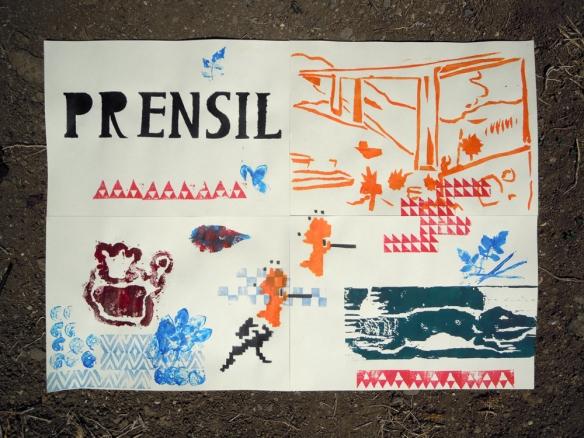 El final del proyecto Prensil