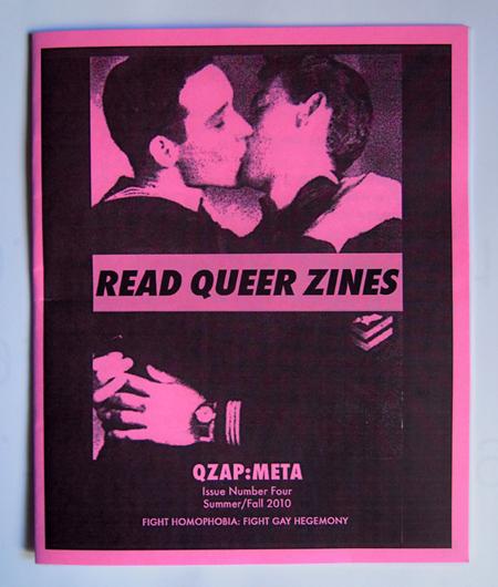 El metazine sobre fanzines queer