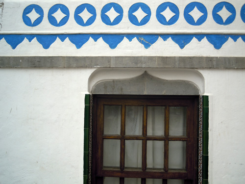 una casa en Fuerteventura... ¿De estilo oriental?