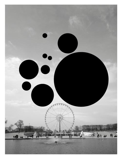 Basado en el trabajo de Armin Hofmann y en el Jardin des Tuileries.