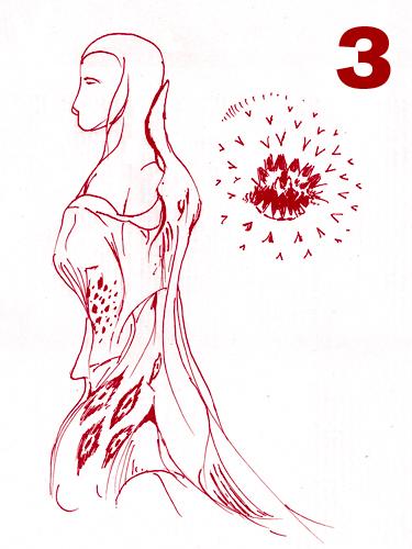 Rojo sangre y boquita de pitiminí