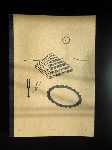 Dyapason, pyramide, roue crantée