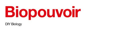 Entradilla Biopouvoir