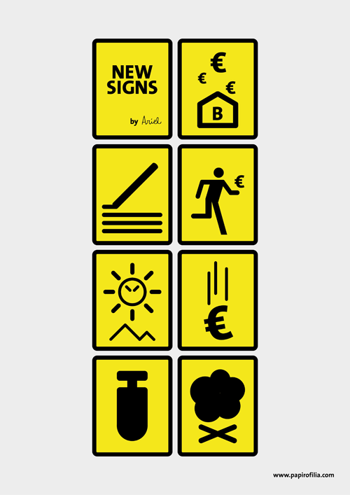 Nuevos signos para nuevos tiempos